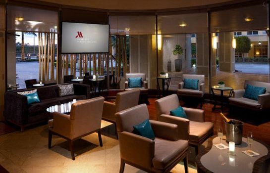 Bar de l'hôtel Miami Marriott Dadeland