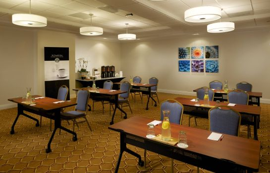 Conference room Miami Marriott Dadeland
