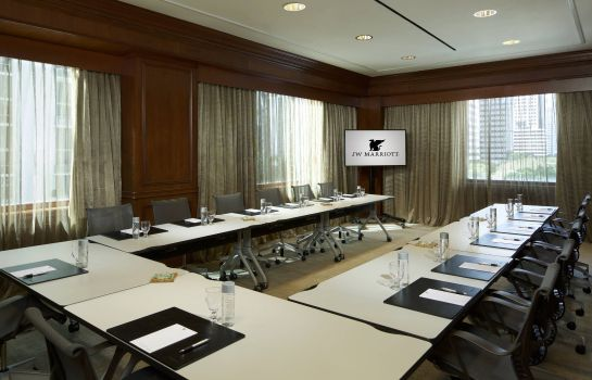 Conference room JW Marriott Miami