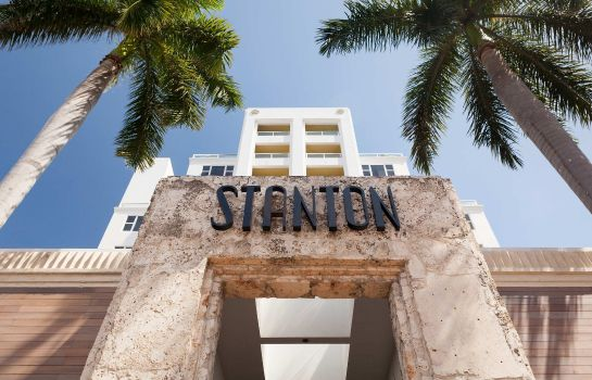 Außenansicht Marriott Stanton South Beach