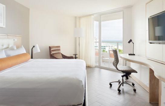 Zimmer Marriott Stanton South Beach