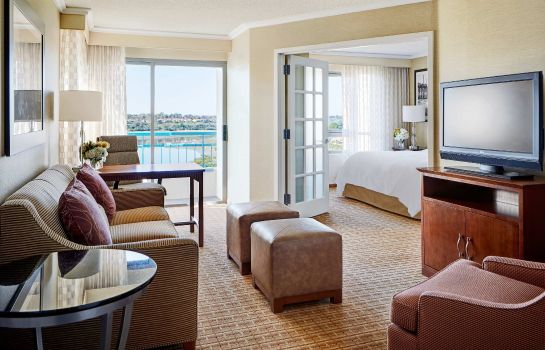 Chambre Newport Beach Marriott Bayview