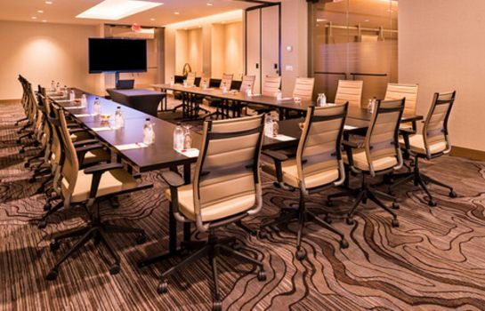 Conference room Melville Marriott Long Island