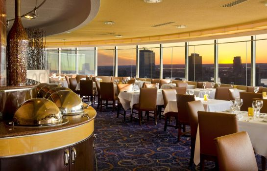 Restaurant New York Marriott Marquis