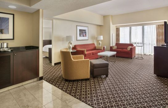 Suite New York Marriott Marquis
