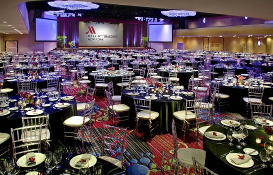 Sala de reuniones New York Marriott Marquis