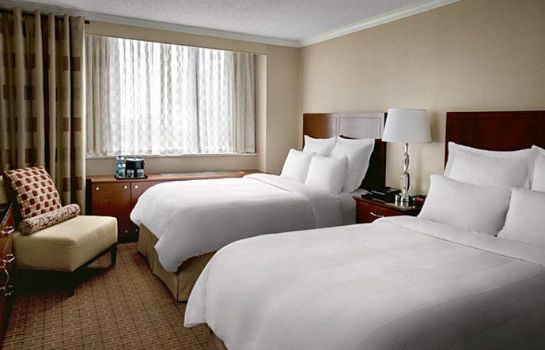 Chambre New York Marriott Downtown