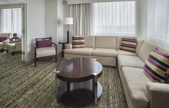 Suite Philadelphia Airport Marriott