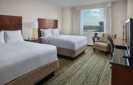 Chambre Philadelphia Airport Marriott