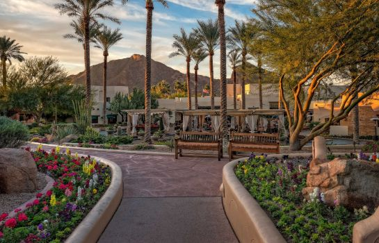 Buitenaanzicht JW Marriott Scottsdale Camelback Inn Resort & Spa