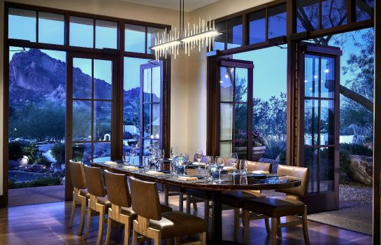 Restaurant JW Marriott Scottsdale Camelback Inn Resort & Spa