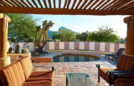 Zimmer JW Marriott Scottsdale Camelback Inn Resort & Spa