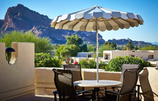 Kamers JW Marriott Scottsdale Camelback Inn Resort & Spa