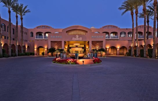 Buitenaanzicht Scottsdale Marriott at McDowell Mountains