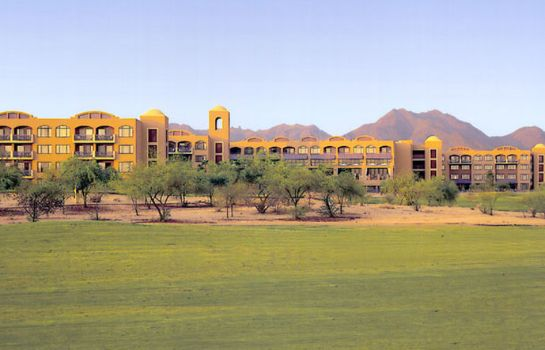 Vista exterior Scottsdale Marriott at McDowell Mountains