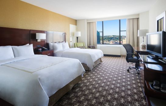 Kamers Pittsburgh Marriott City Center
