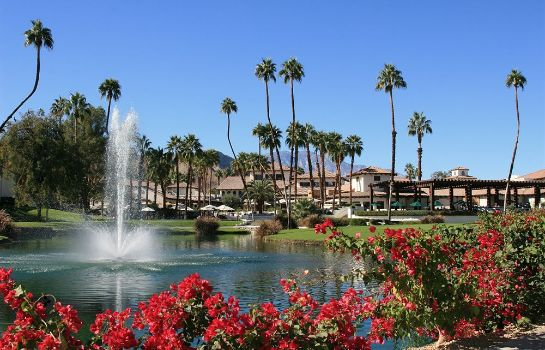 Tuin Omni Rancho Las Palmas Resort & Spa
