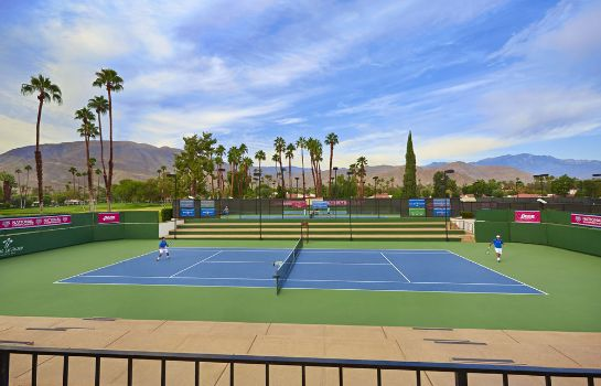 Court de tennis Omni Rancho Las Palmas Resort & Spa
