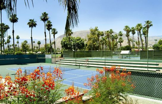 Tennisbaan Omni Rancho Las Palmas Resort & Spa