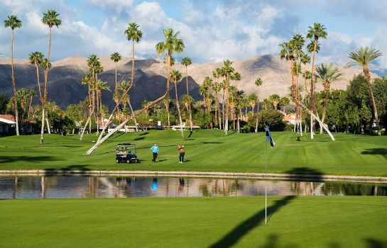 Terrain de golf Omni Rancho Las Palmas Resort & Spa