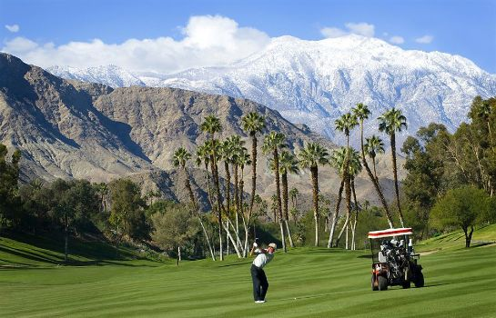 Golfbaan Omni Rancho Las Palmas Resort & Spa