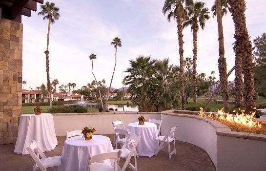 Terrasse Omni Rancho Las Palmas Resort & Spa