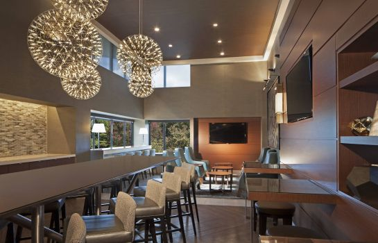 Hotel-Bar Marriott at Research Triangle Park