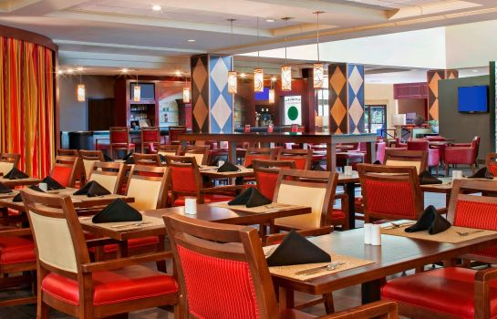 Restaurant Marriott at Research Triangle Park