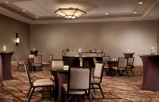 Conference room Marriott at Research Triangle Park