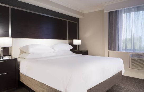 Chambre Marriott at Research Triangle Park