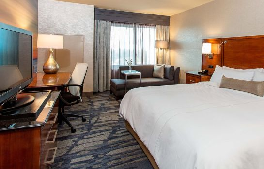 Zimmer Rochester Airport Marriott