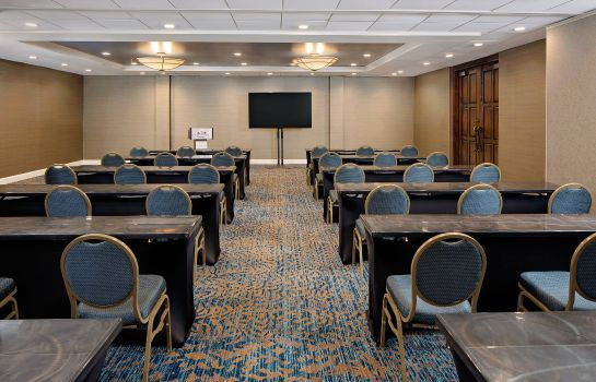Conference room Marriott Plaza San Antonio