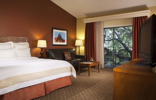 Room Marriott Plaza San Antonio