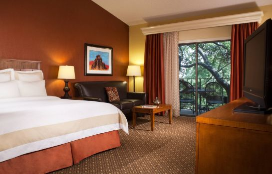 Zimmer Marriott Plaza San Antonio