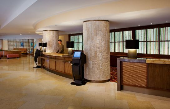 Hotelhalle San Antonio Marriott Rivercenter