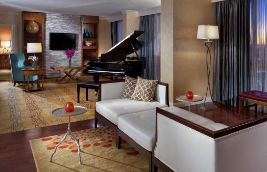 Zimmer San Antonio Marriott Rivercenter