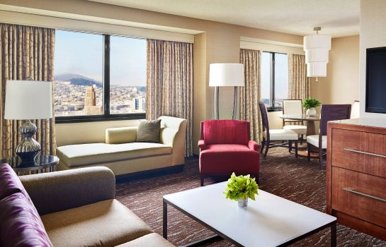 Suite San Francisco Marriott Marquis