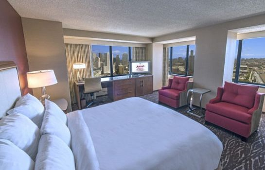 Habitación San Francisco Marriott Marquis