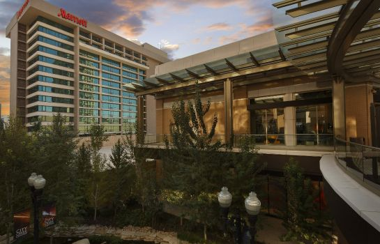 Außenansicht Salt Lake Marriott Downtown at City Creek
