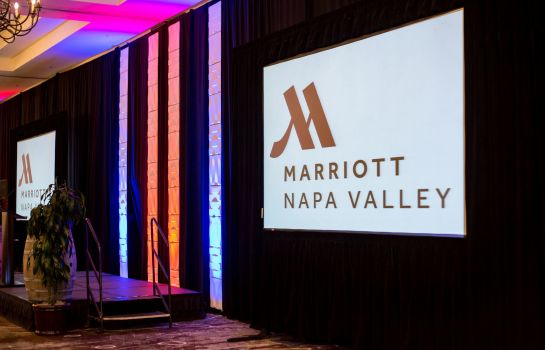 Sala congressi Napa Valley Marriott Hotel & Spa