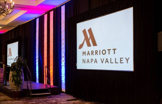 Conference room Napa Valley Marriott Hotel & Spa Napa Valley Marriott Hotel & Spa