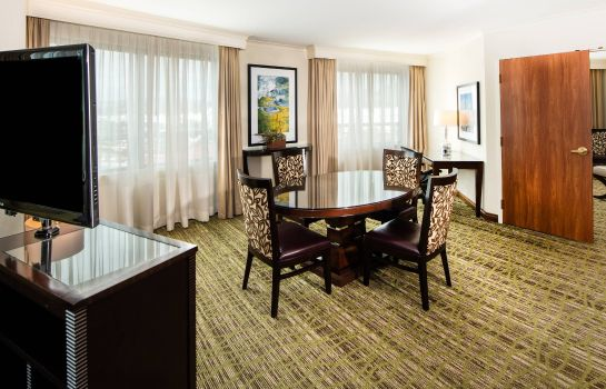 Suite Fremont Marriott Silicon Valley
