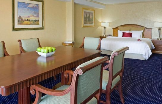 Suite Crowne Plaza SOMERSET-BRIDGEWATER