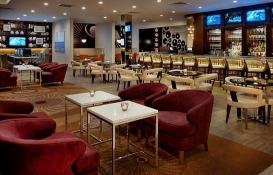 Hotel-Bar Marriott St. Louis Airport