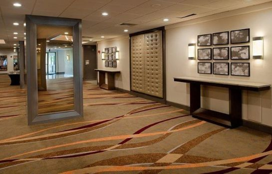 Sala konferencyjna Marriott St. Louis Airport
