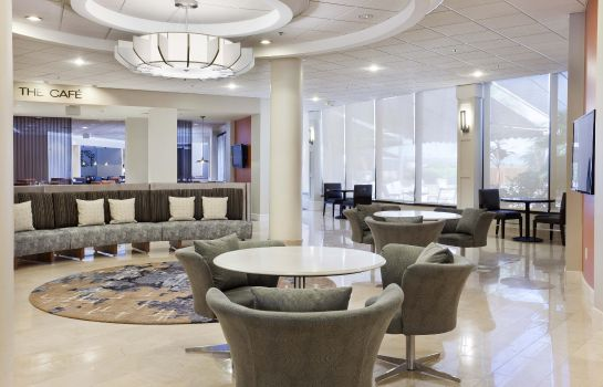Hotelhalle Tampa Airport Marriott