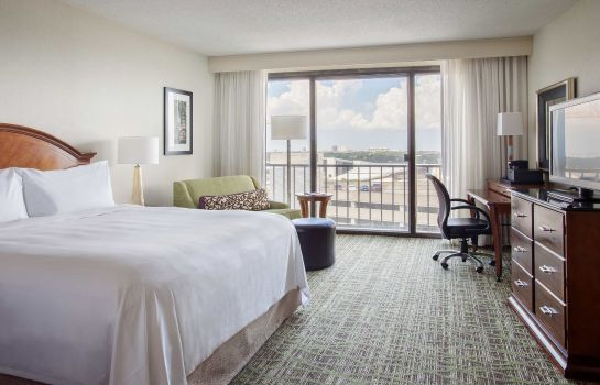 Zimmer Tampa Airport Marriott