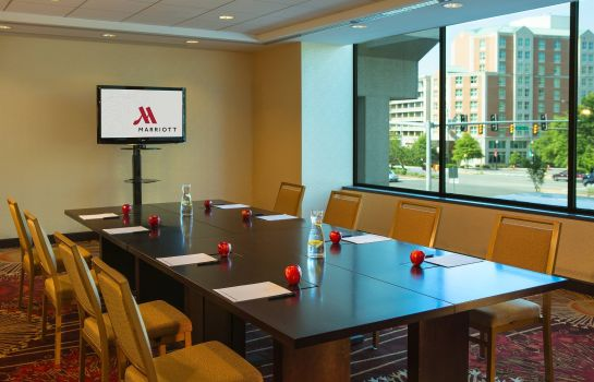 Conference room Crystal City Marriott at Reagan National Airport