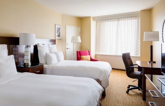 Zimmer Crystal City Marriott at Reagan National Airport