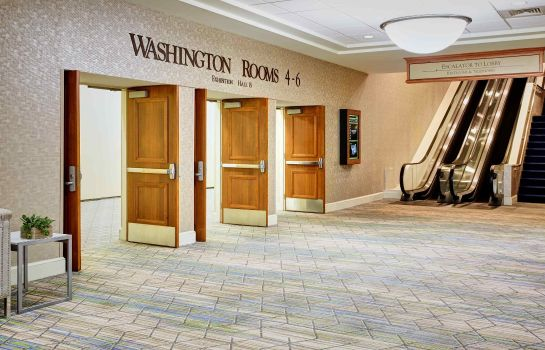 Außenansicht Washington Marriott Wardman Park